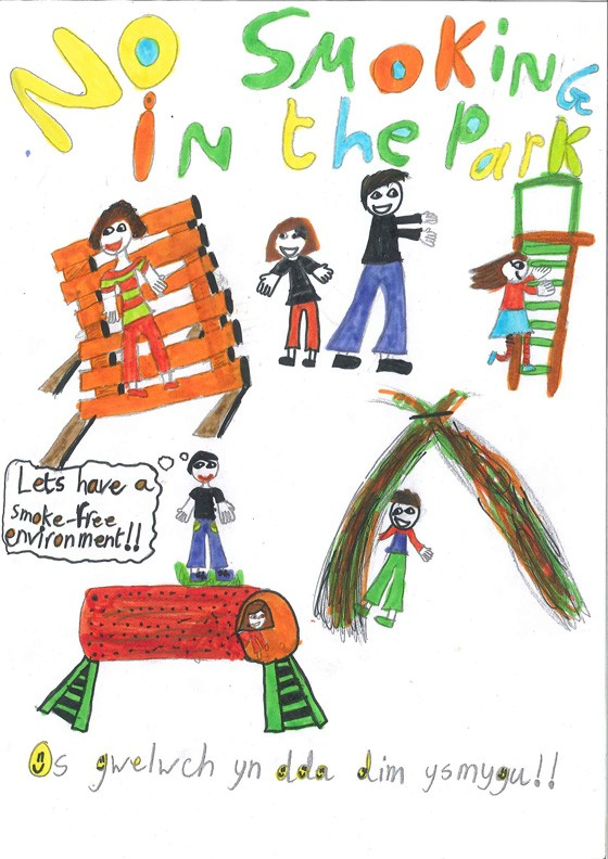 Pthb Smoke Free Playground Poster Competition Have